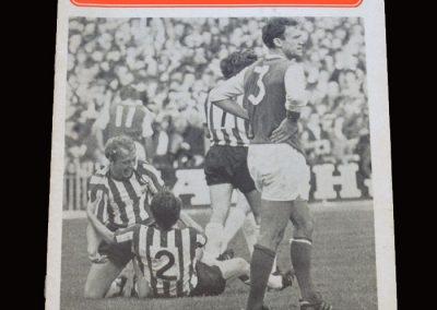 Leyton Orient v Sheff Utd 17.10.1970