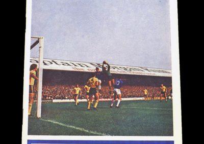 Leyton Orient v Cardiff 01.05.1971