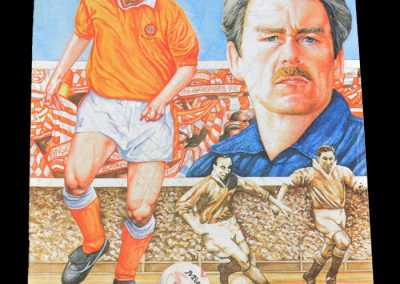Aldershot v Blackpool 10.03.1992