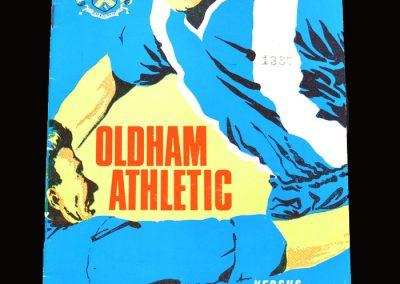 Shrewsbury v Oldham 01.01.1966