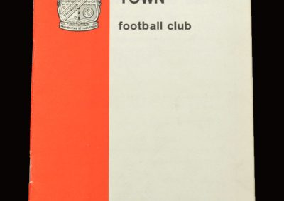 Shrewsbury v Swindon 26.04.1966