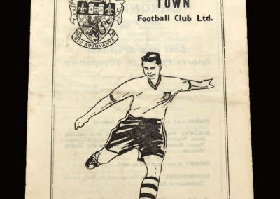 Shrewsbury v Welington 09.05.1966 (Shropshire Cup)