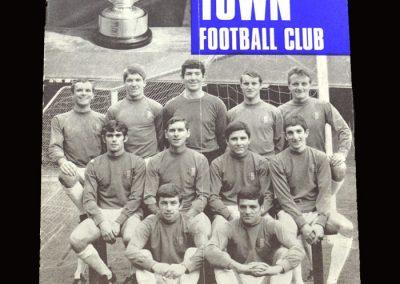 Leeds v Ipswich 20.08.1968