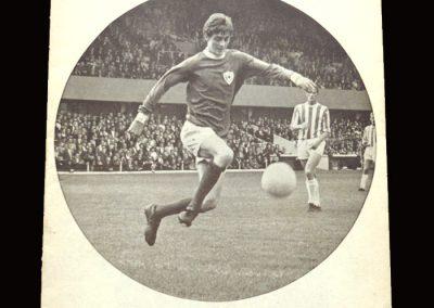 Leeds v Leicester 14.09.1968