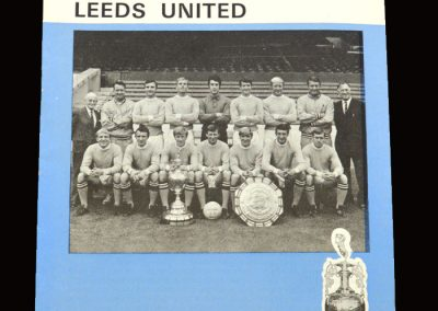 Leeds v Man City 28.09.1968