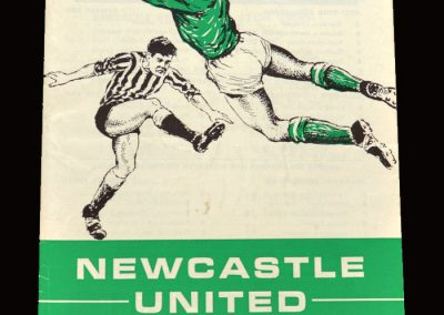Leeds v Newcastle 05.10.1968