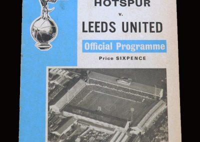 Leeds v Spurs 18.01.1969
