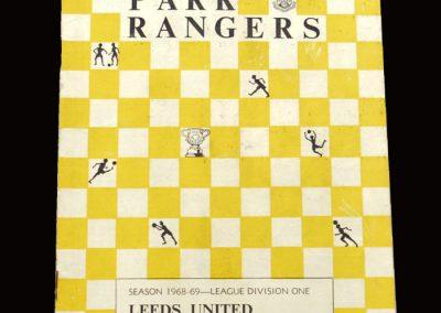 Leeds v QPR 24.01.1969