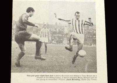 Leeds v Stoke 08.03.1969