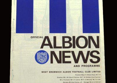 Leeds v West Brom 09.04.1969