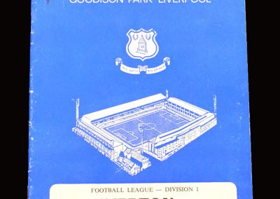 Leeds v Everton 22.04.1969