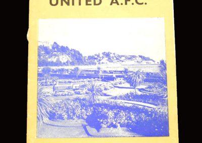 QPR v Torquay 19.10.1966