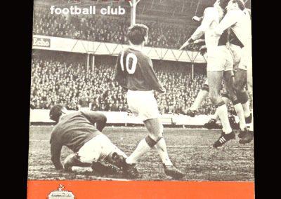 QPR v Swindon 02.05.1967