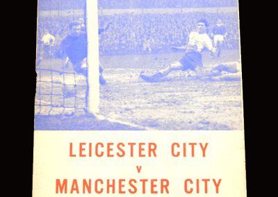 Man City v Leicester 09.03.1966 - FA Cup 5th Round Replay (pirate)