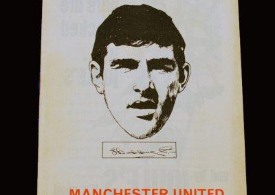 Man Utd v Stoke 19.02.1966