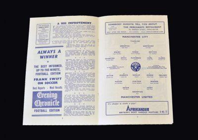 Man Utd v Man City 20.09.1947