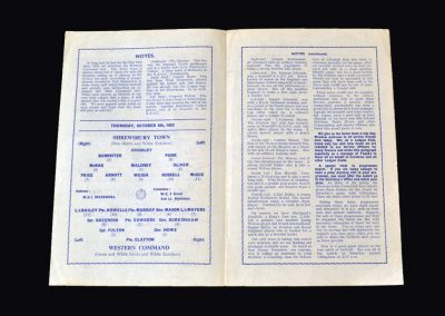 Shrewsbury v Western Command 06.10.1955