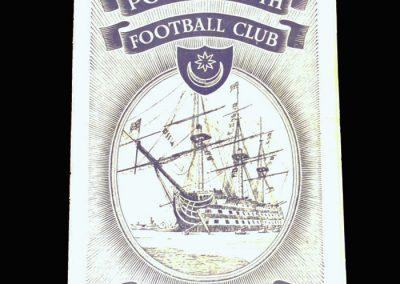 Man City v Portsmouth 18.01.1958