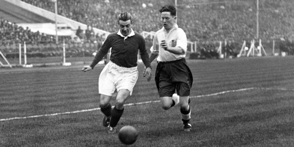 England vs Scotland 1920's – 1930's