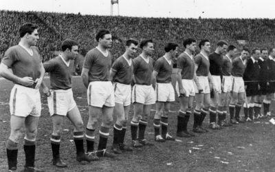 Man Utd 1957-58 – Munich Disaster