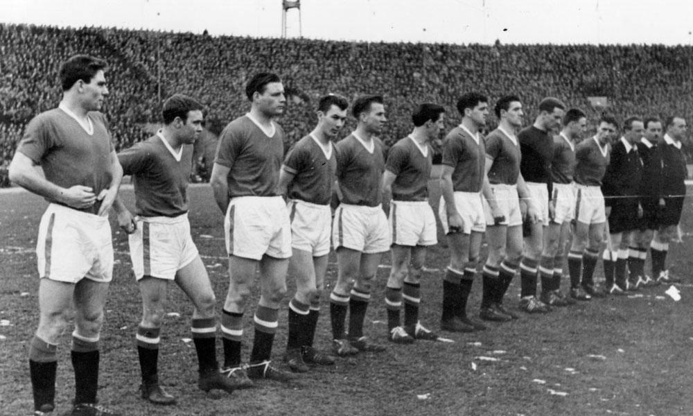 Man Utd 1957-58 Article Image