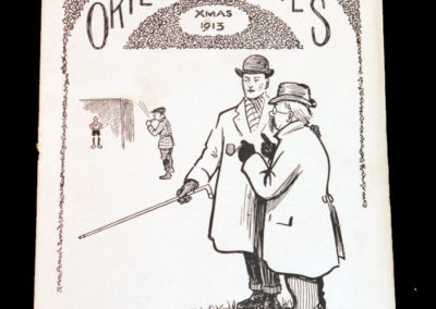 Clapton v Fulham 27.12.1913