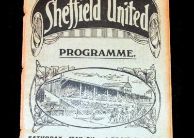 Sheffield United v Rotherham 21.04.1917