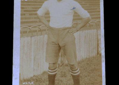 Walter Tull circa 1911 - Barnados boy a genuine pioneer and war hero