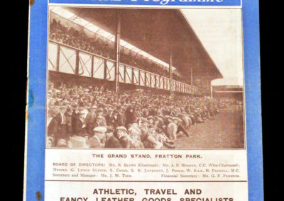 Portsmouth v Spurs 17.09.1927