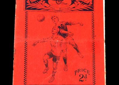 Arsenal v Leicester 15.10.1927