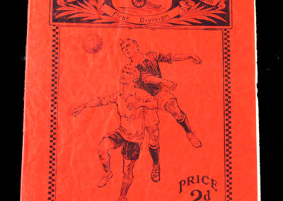 Arsenal v Everton 28.01.1928