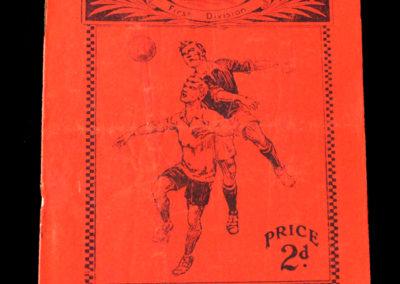 Arsenal v Cardiff 06.04.1928