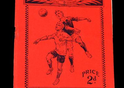 Arsenal v Leicester 18.04.1930