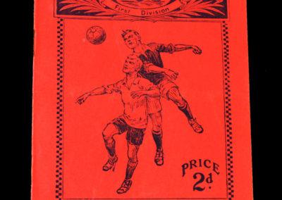 Arsenal v Portsmouth 06.04.1931