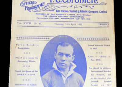 Chelsea v Newcastle 14.04.1932