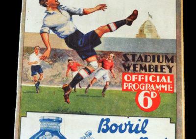 FA Cup Final Arsenal v Newcastle 23.04.32