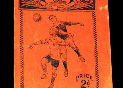 Arsenal v Middlesbrough 30.04.1932