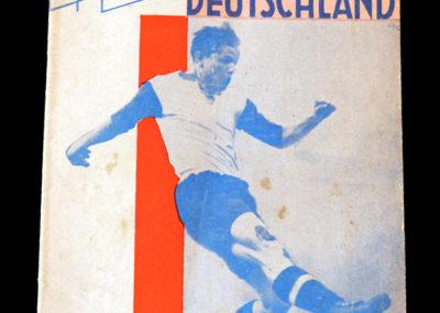 Germany v France 19.03.1933