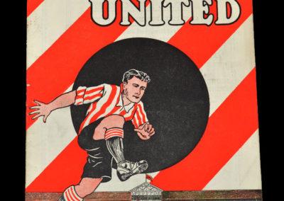 Sheffield Utd v Blackburn 31.08.1936