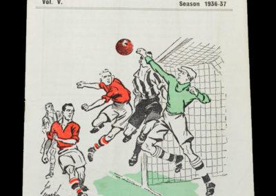 Charlton v Portsmouth 25.12.1936