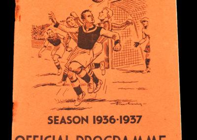 Crystal Palace v Torquay 26.03.1937