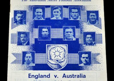 England v Australia 24.07.1937