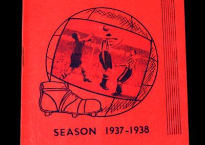 Brentford v Portsmouth 22.01.1938 4th Round 3-1