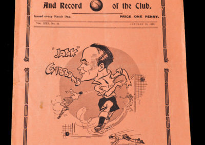 Spurs v New Brighton 26.01.1938 4th Round rep 5-2