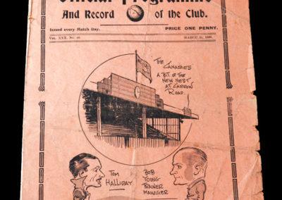 Spurs v Norwich 26.03.1938