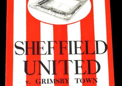 Sheffield Utd v Grimsby 11.02.1939 5th rd 0-0