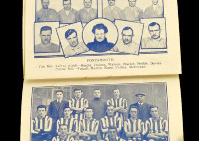1924/1925 Season Triumph Team Photo Albums