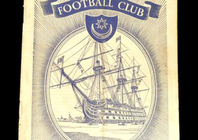 Chelsea v Portsmouth 16.04.1955