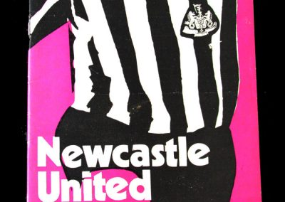 """Hereford v Newcastle 15.01.1972 3rd Round 2-2 - An opening goal for Hereford after 17 seconds. A """"Catalogue of near misses by Newcastle"""" and """"The aristocrats of the first division were humiliated by a bunch of part timers from the obscurity of the southern league"""" (to be fair they were top of that league and soon to be elevated to the fourth division)"""