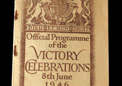 Victory Celebrations 08.06.1946